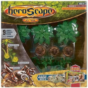 HeroScape Expansion Ticalla Jungle