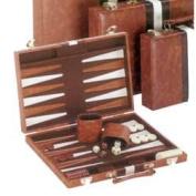Backgammon - 25cm Attache Set