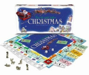 TWAS THE NIGHT BEFORE CHRISTMAS Board Game