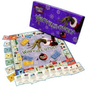 Whoville-opoly Monopoly Style Board Game