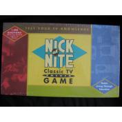 Nick at Nite Classic TV Trivia Game