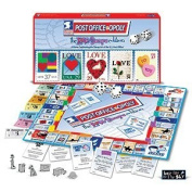 Post Office-opoly Love Stamp