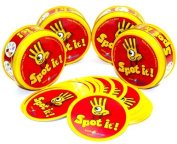 Spot It ! Matching Symbols Party Game _ Bundle of 4 Games