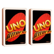 UNO ATTACK Game Replacement Cards
