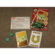 Luck Plus Card Game from the Makers of Uno