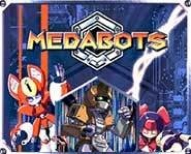 Medabots Card Game: Booster Pack