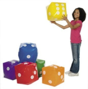 Jumbo Inflatable Dice Decoration