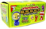 Crazy Bones Gogos Series 3 Explorer Booster Box 30 Packs