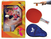 Butterfly 401 Shakehand Table Tennis Racket