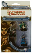 Wizards Of The Coast - Dungeons & Dragons Miniatures : PHB Primal Heroes 2