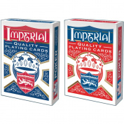 Patch 1450 Imperial Poker Playing Cards- Pack of 12