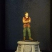 The Hunger Games Figurines - District 10 Tribute Female