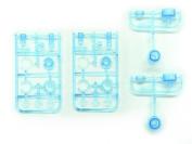 Tamiya 84225 Damper Cylinder Clear Blue [Toy]