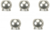 Tamiya 51485 Fluorine Coated Pivot Ball (5) [Toy]