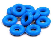 C23457 Blue Silicone O-Ring 9x3.5x3mm Size