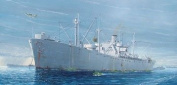 Trumpeter 5301 Model Boat World War II S.S. Jeremiah O'Brien Liberty Ship