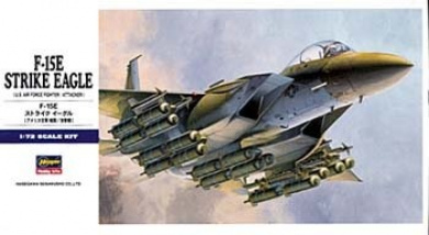 F-15E Strike Eagle 1-72 by Hasegawa