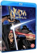 Ninja Scroll [Region B] [Blu-ray]