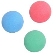US Toy 1 Dozen Foam Balls,colours may very