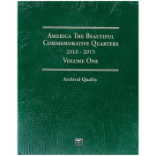 America The Beautiful Commemorative Quarter Folder, Volume One 2010-2015