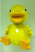 18cm Bobble Head Yellow Ducky Coin Bank