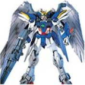 Gundam Zero Custom Model Kit
