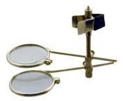 SE MI128-33 (3.3X-3.3X) Clip-On Loopy Double Lens