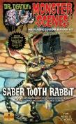 Monster Scenes Sabre Tooth Rabbit Model Kit 1/13 Scale.