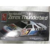 Alan Kulwicki Zerox Thunderbird Model Car Kit 1990