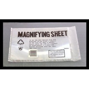 Page Magnifier Sheet 2x Power