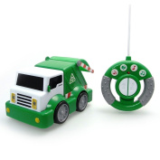 My First Remote-Control Garbage Truck