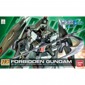 Gundam Seed HG R09 Forbidden Gundam Remaster Ver 1/144 Scale