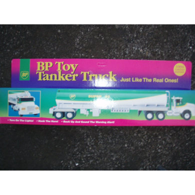 BP Toy Tanker Truck 1994 Limited Edition