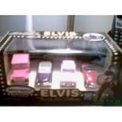 MATCHBOX COLLECTIBLES ELVIS favourite CARS