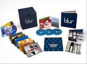 Blur 21: The Box [Box] [Region 4]