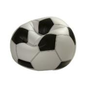 """42.5"""" x 43.5"""" x 26"""" Sports Fan Beanless Bag - Soccer Ball"""