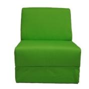 Fun Furnishings 50272 - Lime Green Canvas Teen Chair