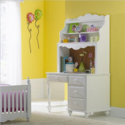 Hillsdale Furniture 1528D Lauren Kids Desk and Hutch