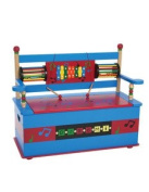 New - Musical Toy Box Bench - LOD20014