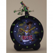 Toy Story Alarm Clock With Lights & Laser Sounds