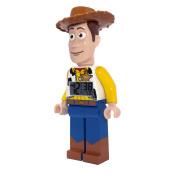 Lego Toy Story Woody Mini-figure Alarm Clock