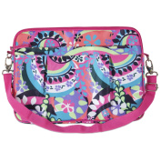 Room It Up Paisley Punch Lap Top Sleeve LG