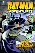 No Asylum (DC Super Heroes