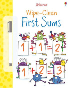 First Sums (Wipe-clean Books)