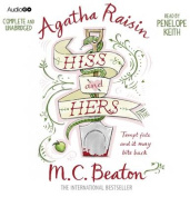 Agatha Raisin Hiss and Hers [Audio]