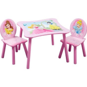 Delta Children's Products Disney Princess Table and Chair Set