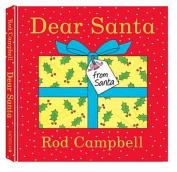 Dear Santa [Board book]