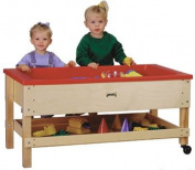 Jonti-Craft SENSORY TABLE w/SHELF - TODDLER MINIMAL ASSEMBLY REQUIRED