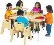 Jonti-Craft 6752JC, Blanca Table