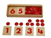 Montessori Cards & Counters